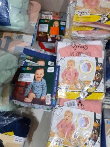لباس نوزادی بچگانه کیلویی لوپیلو | Lupilu